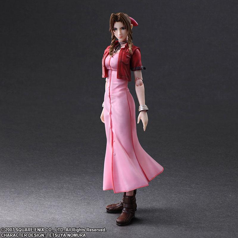 Play Arts Kai Crisis Core Final Fantasy VII Aerith(Pre-order)プレイアーツ改 クライシスコア ファイナルファンタジーVII エアリスScale Figure