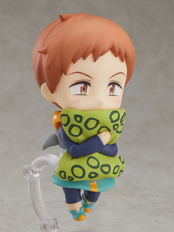 Nendoroid The Seven Deadly Sins: Revival of The Commandments King(Pre-order)ねんどろいど 七つの大罪 戒めの復活 キングNendoroid