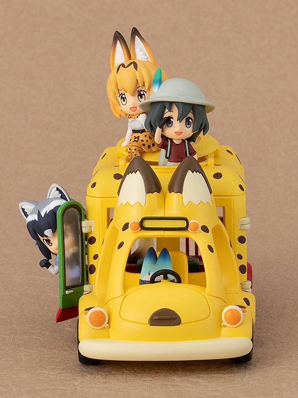 Kemono Friends Japari Bus Complete Figure(Pre-order)けものフレンズ ジャパリバス 完成品フィギュアScale Figure