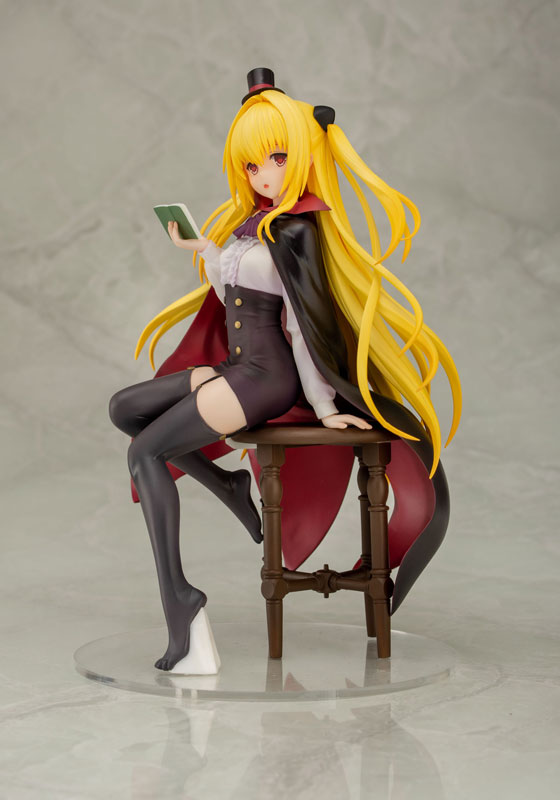 To Love-Ru Golden Darkness 1/7 Complete Figure(Pre-order)To LOVEる -とらぶる- ダークネス 金色の闇 1/7 完成品フィギュアScale Figure
