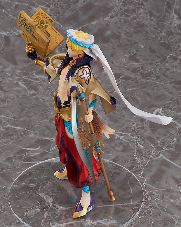 Fate/Grand Order Caster/Gilgamesh 1/8 Complete Figure(Pre-order)Fate/Grand Order キャスター/ギルガメッシュ 1/8 完成品フィギュアScale Figure