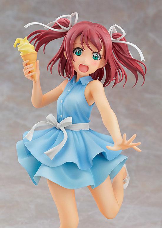 [Exclusive Sale] Love Live! Sunshine!! Ruby Kurosawa Blu-ray Jacket Ver. 1/7 Complete Figure(Pre-order)【限定販売】ラブライブ!サンシャイン!! 黒澤ルビィ Blu-rayジャケットVer. 1/7 完成品フィギュアScale Figure