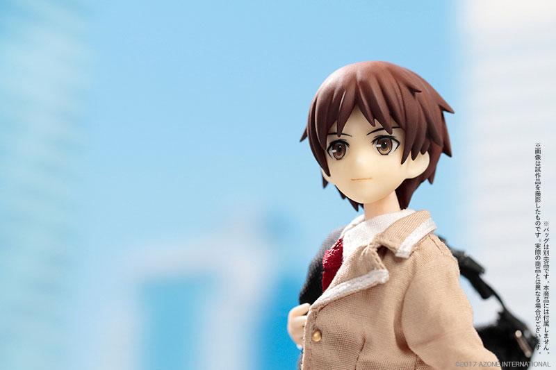 Picco Danshi Tsubasa Arayashiki (Brown ver.) Complete Doll(Pre-order)ピコ男子 新屋敷ツバサ(Brown ver.) 完成品ドールScale Figure