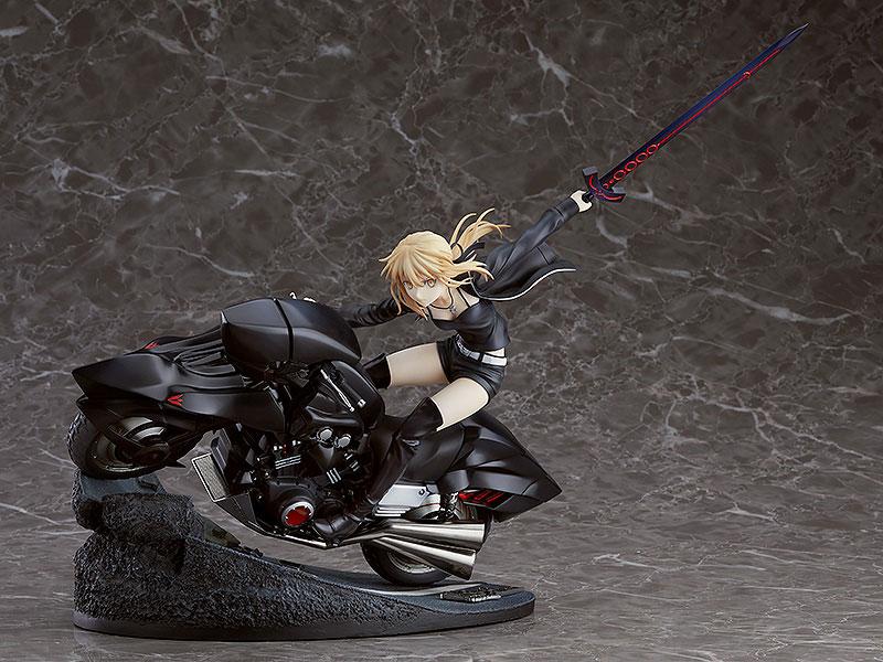 Fate/Grand Order セイバー/アルトリア・ペンドラゴン〔オルタ〕&キュイラッシェ・ノワール 1/8 フィギュア[グッドスマイルカンパニー]《08月予約》