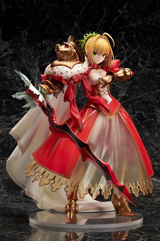 Fate/Grand Order セイバー/ネロ・クラウディウス〔第三再臨〕 1/7 完成品フィギュア[ストロンガー]《05月予約》