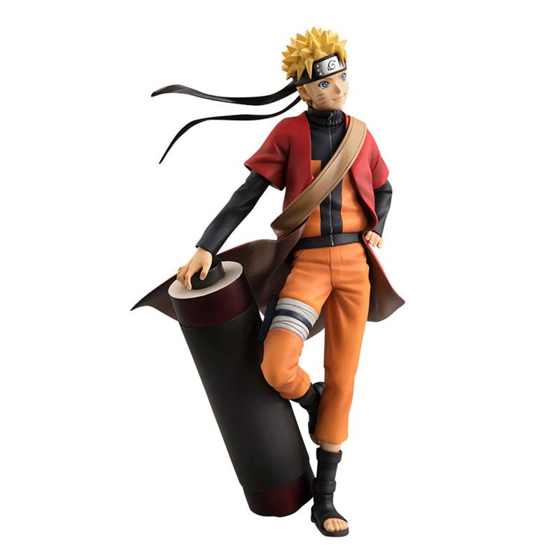 [Exclusive Sale] G.E.M. Series NARUTO Shippuden Naruto Uzumaki Sage Mode Complete Figure(Pre-order)Scale Figure