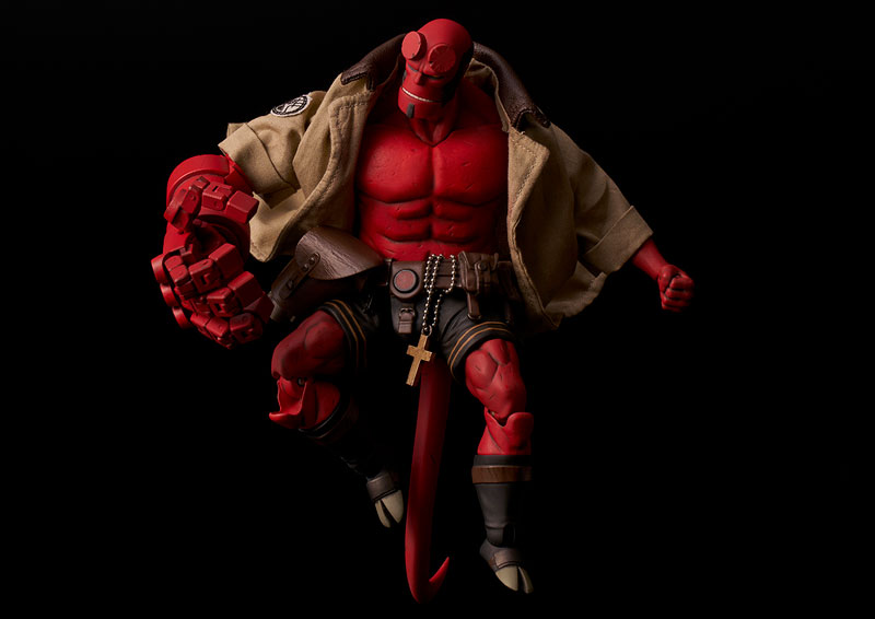 1/12 Hellboy Action Figure(Pre-order)Scale Figure