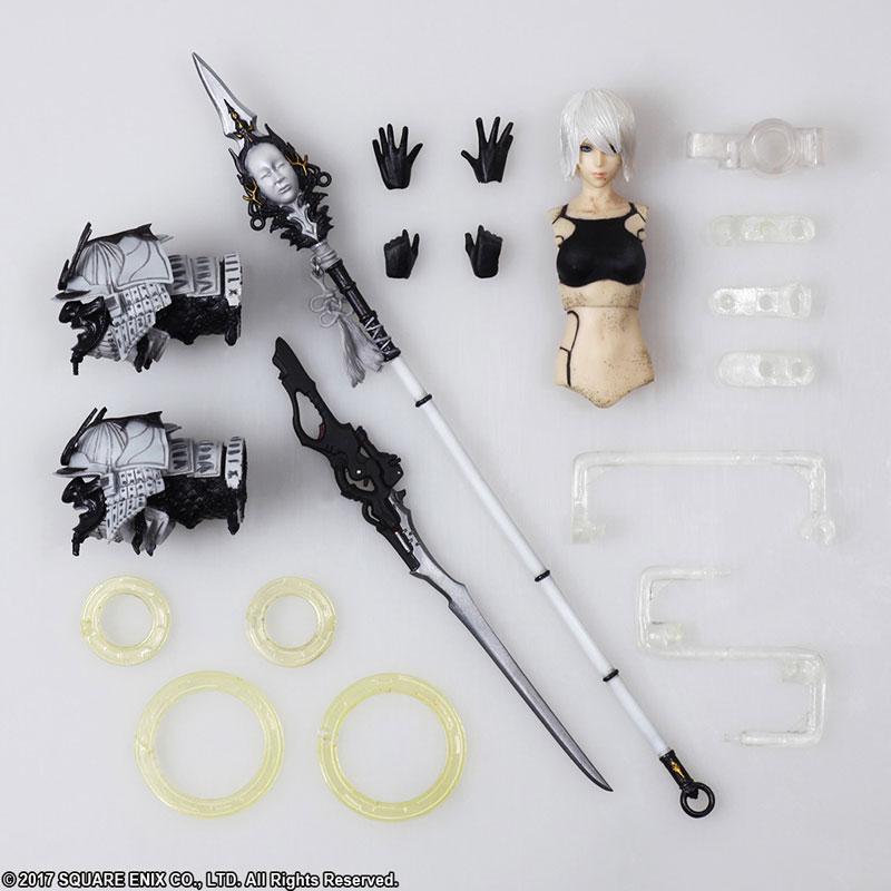 BRING ARTS NieR:Automata ヨルハ A型 二号 アクションフィギュア[スクウェア・エニックス]