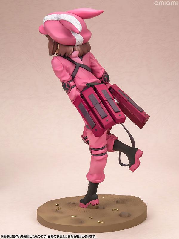 ガンゲイル・オンライン レン~Desert Bullet Ver.~ 1/7 完成品フィギュア[プラム]