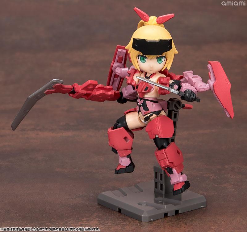 Desktop Army Frame Arms Girl KT-323f Jinrai Series 4Pack BOX(Pre-order)デスクトップアーミー フレームアームズ・ガール KT-323f 迅雷シリーズ 4個入りBOXAccessory