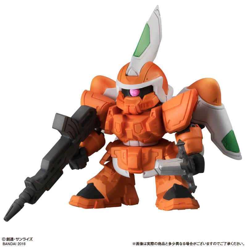 Mobile Suit Gundam Gashapon Senshi Forte 07 12Pack BOX(Pre-order)機動戦士ガンダム ガシャポン戦士フォルテ07 12個入りBOXAccessory