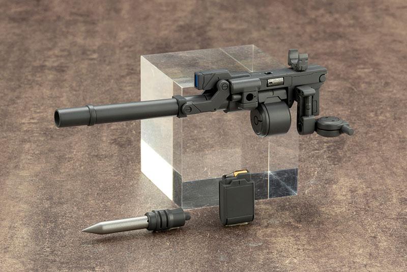 M.S.G Modeling Support Goods Weapon Unit 03 Folding Canon(Pre-order)M.S.G モデリングサポートグッズ ウェポンユニット03 フォールディングキャノンAccessory