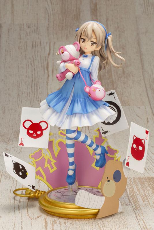 ガールズ&パンツァー 最終章 島田愛里寿 Wonderland Color ver. 1/7 完成品フィギュア[コトブキヤ]《06月予約》