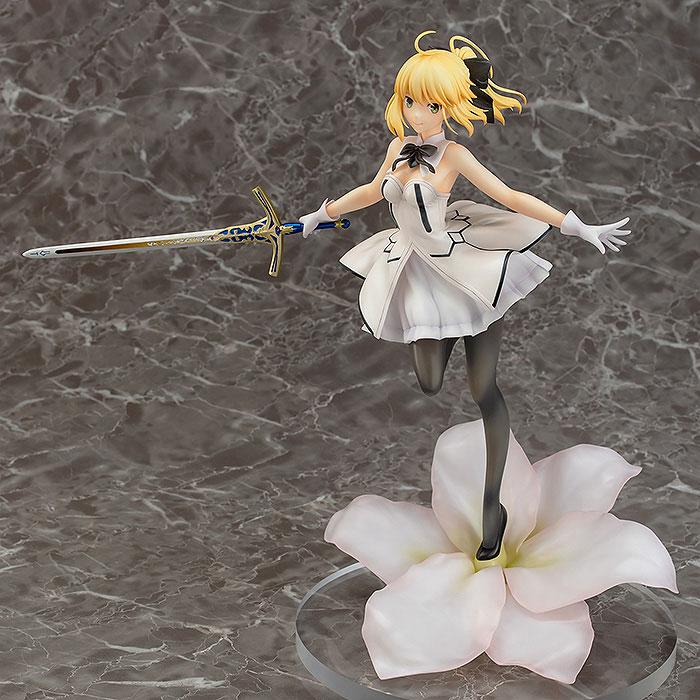 Fate/Grand Order セイバー/アルトリア・ペンドラゴン〔リリィ〕 1/7 完成品フィギュア[アクアマリン]《07月予約》