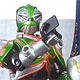 (Pre-owned ITEM:B/BOX:B)Souchaku Henshin - Kamen Rider Verde(Released)