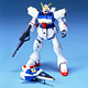 Mobile Suit V Gundam 1/100 V Gundam Plastic Model