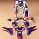 Mobile Suit Gundam F90 1/100 Gundam F90 P Type Plastic Model