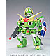 Keroro Gunso Plastic Model Collection 14: Keroro Robo Mk-II