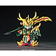 BB Senshi No.302 Kanu Gundam Plastic Model [w/o Weapon Effect Parts]