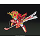BB Senshi No.301 Chohi Gundam Plastic Model [w/o Weapon Effect Parts]