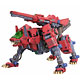 HMM ZOIDS 1/72 Command Wolf C Zenebas Empire Type Plastic Model (Irisawa Limited Distribution Edition)(Released)