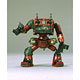 Combat Mecha Xabungle 1/100 Crab Type Plastic Model