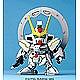 BB Senshi No.297 Stargazer Gundam Plastic Model