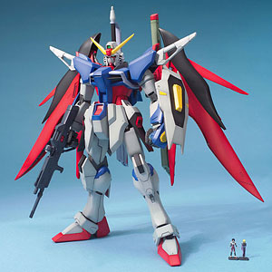 MG 1/100 ZGMF-X42S Destiny Gundam Plastic Model