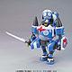 Keroro Gunso Plastic Model Collection 18: Dororo Robo MK-II