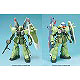Mobile Suit Gundam SEED Destiny 1/100 Zaku Warrior and Blaze Wizard and Gunner Wizard Plastic Model