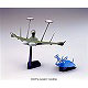 EX Model EX-12 1/144 Zeon Army Mecha Set - Sea Lance & Luggun Plastic Model(Pre-order)