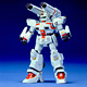 Mobile Suit Gundam F91 1/100 G Cannon Plastic Model