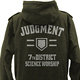 Toaru Kagaku no Railgun - Judgment M-51 Jacket/ MOSS - L