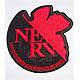 Rebuild of Evangelion - Iron-on Patch: NERV