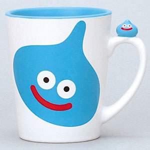 Dragon Quest Smile Slime Mug (Preorder)