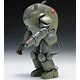 Maschinen Krieger 1/20 Armored Fighting Suit Custom Type Archelon Plastic Model