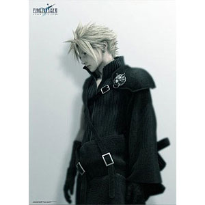 Final Fantasy VII ADVENT CHILDREN - Wall Scroll: Cloud