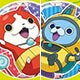 Youkai Watch - Can Badge Collection Part.3 w/Soda Pop Candy 20Pack BOX (CANDY TOY)