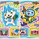 Youkai Watch - Big Sticker Collection Part.5 20Pack BOX