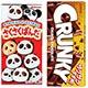 AmiAmi Okashi Box Deluxe #004 (Japanese Snack Grab Bag)