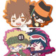 Reborn! - Clear Rubber Strap 8Pack BOX(Back-order)