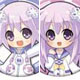 Hyperdimension Neptunia - Trading Can Badge Complete BOX