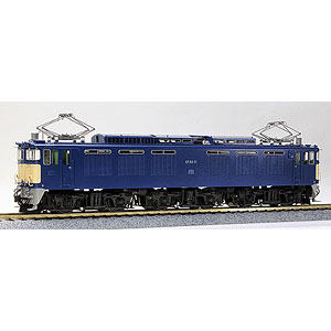 16番 国鉄 EF64形 電気機関車 4,5,6次量産型 組立キット