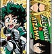 [Bonus] Boku no Hero Academia - Long Can Badge Collection 18Pack BOX