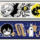 Bungo Stray Dogs - Trading Masking Tape 8Pack BOX