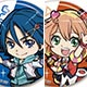 Stand CAN Badge - Macross Delta 10Pack BOX