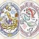 Disney Princess Sonomama Playing Cards
