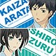 ReLIFE - Trading Square Can Badge 6Pack BOX