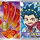 Beyblade Burst - Customize Sticker Collection 02 20Pack BOX