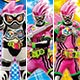 Kamen Rider Ex-Aid - KiraKira Trading Collection 20Pack BOX